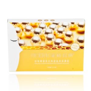 美裕珍珠蜂蜜美白保湿滋养面膜贴6g