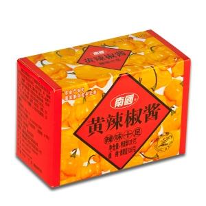 南国盒装辣椒酱270g 仅限机场提货
