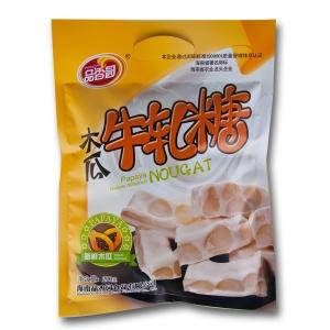 品香园木瓜牛轧糖200g