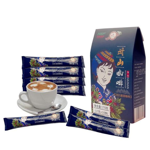 海南母山咖啡