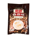 南国白咖啡340g
