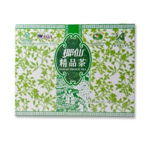 椰仙精品茶(兰+绿)150g